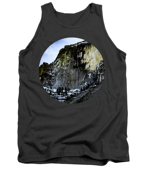 The Great Wall Tank Top by Adam Morsa