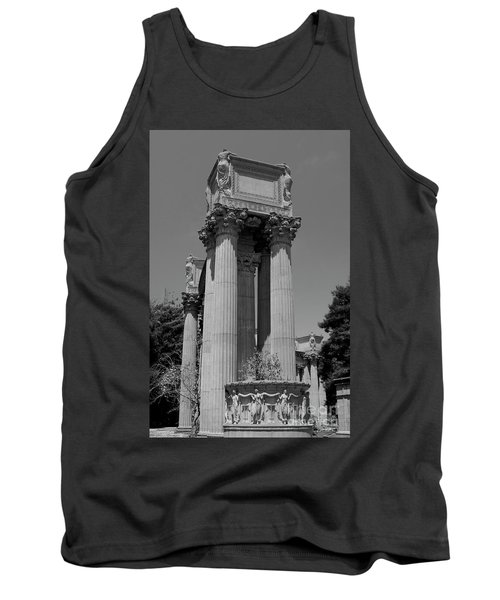 The Greek Architecture Tank Top