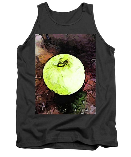 The Green Apple In The Bright Light Tank Top