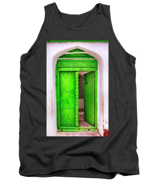 The Green Door Tank Top