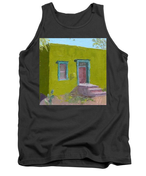 The Green House Tank Top