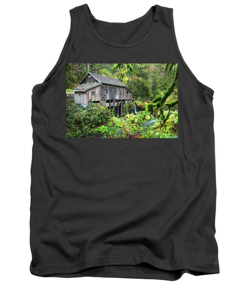 The Grist Mill, Amboy Washington Tank Top
