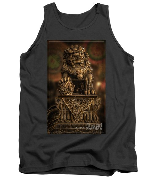 The Guardian Tank Top
