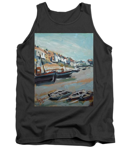 The Harbour Of Mevagissey Tank Top