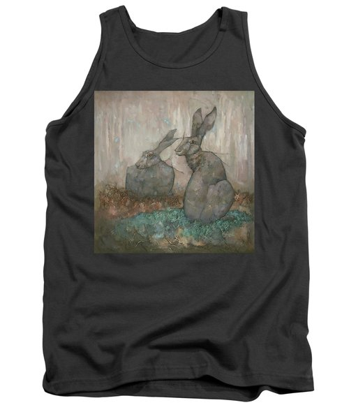 The Hare's Den Tank Top