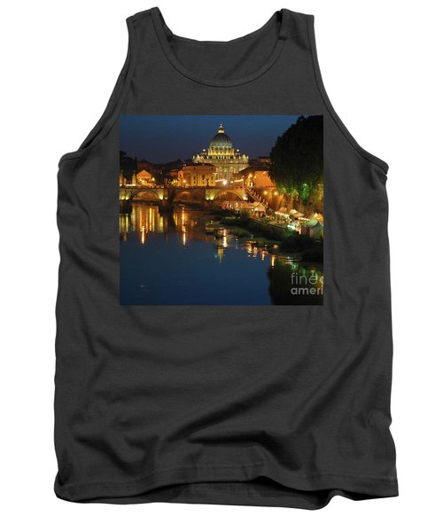 Eternal Sound Of Rome Tank Top