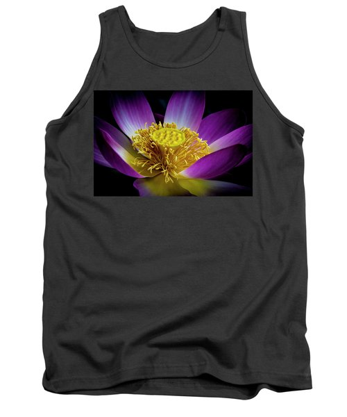 The Heart Of The Lily Tank Top