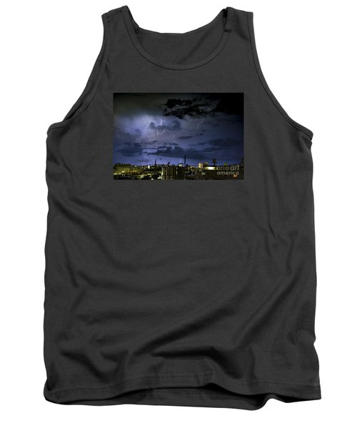 The Heavens Attack Tank Top