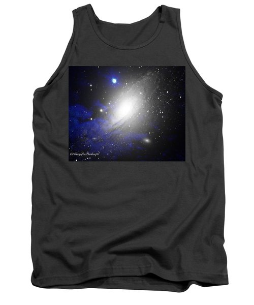 The Heavens Tank Top by MaryLee Parker