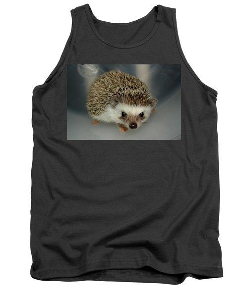 The Hedgehog Tank Top