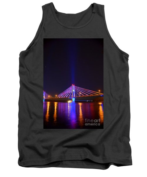The Hidden Light Tank Top by Justin Moore