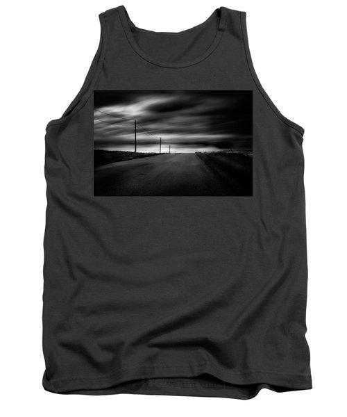 The Highway Tank Top by Dan Jurak