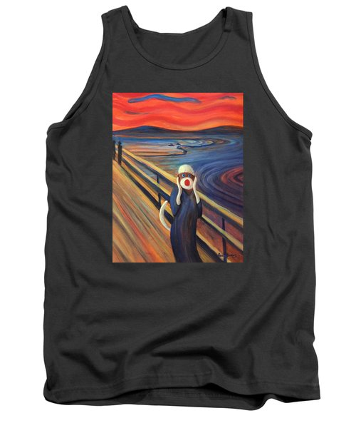 The Holler Tank Top by Randy Burns