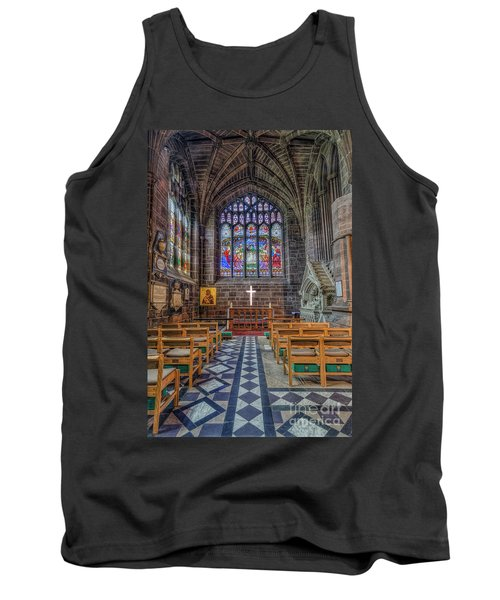 Tank Top featuring the photograph The Holy Cross by Ian Mitchell