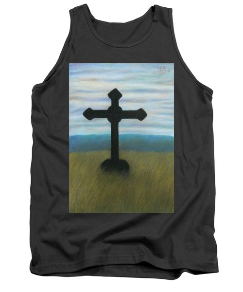 The Holy Cross Tank Top