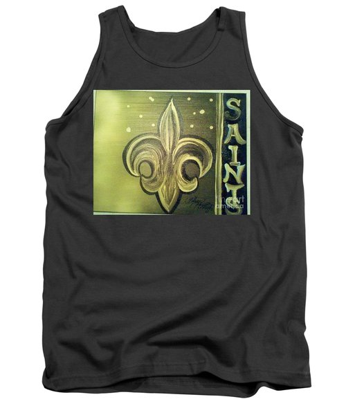 The Holy Saints Tank Top by Talisa Hartley