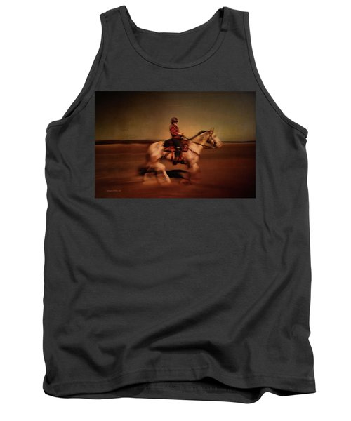 The Horse Rider Tank Top