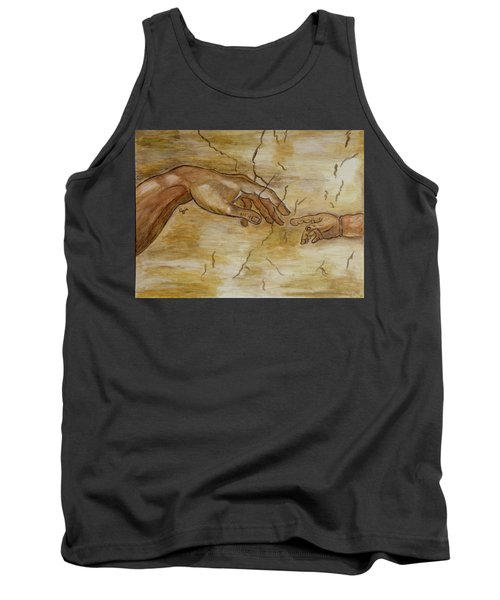 The Human Touch Tank Top