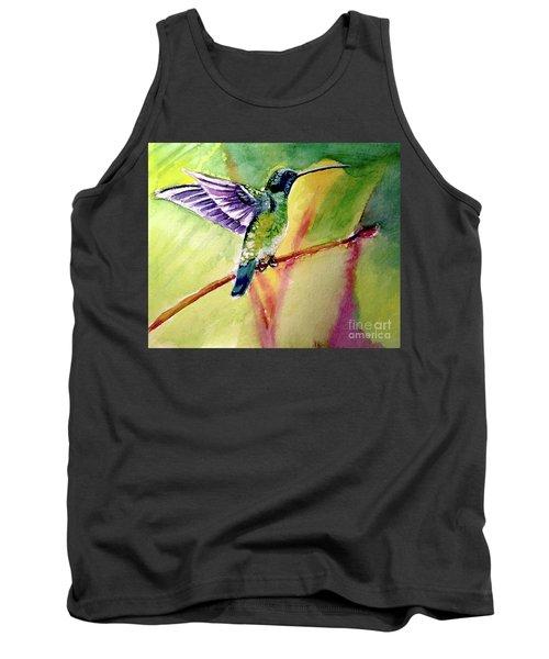 The Hummingbird Tank Top