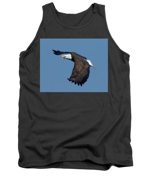 The Hunt Tank Top by Sheldon Bilsker