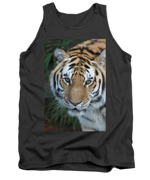 Tank Top featuring the photograph The Hunter by Laddie Halupa