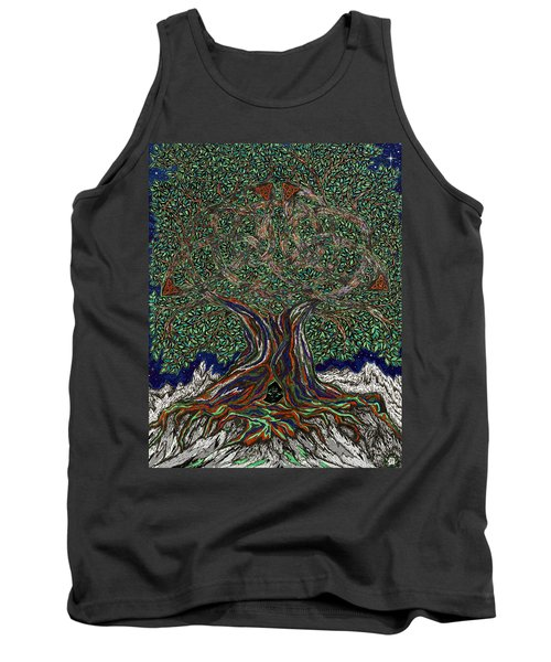 The Hunter's Lair Tank Top