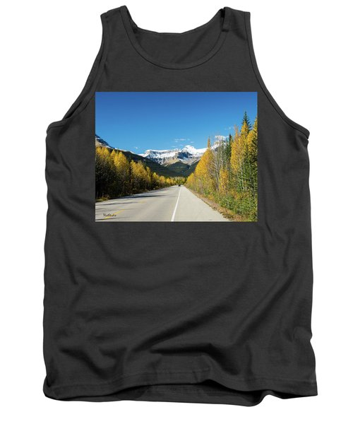The Icefields Parkway Tank Top