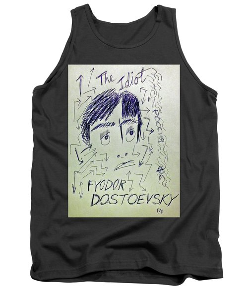 The Idiot  Tank Top