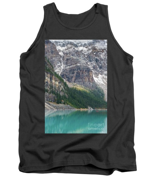 The Immensity Of Moraine Lake Tank Top