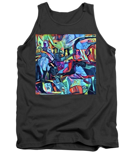 The Impossible Dream Tank Top