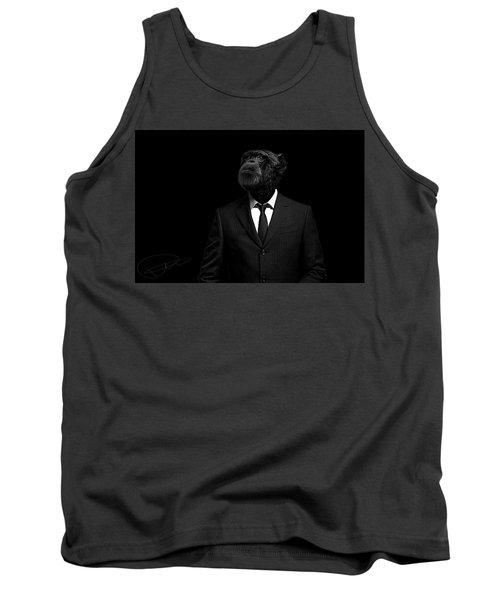 The Interview Tank Top