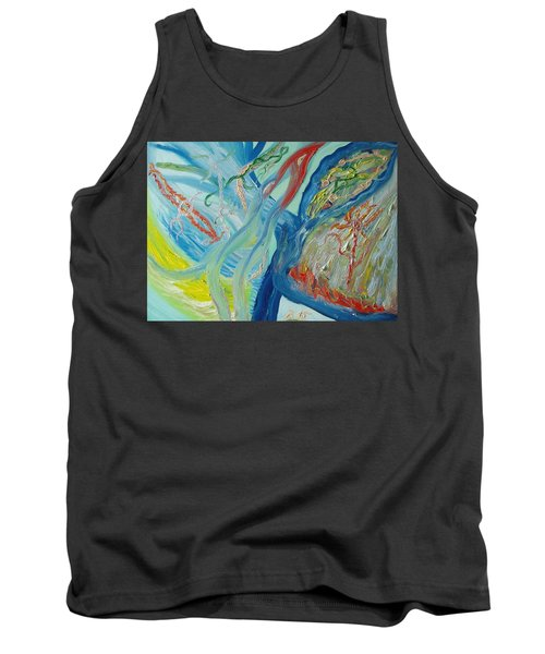 The Invisible World Tank Top