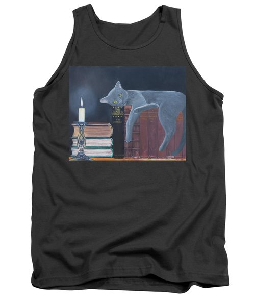 The Island Of Enchantment Tank Top