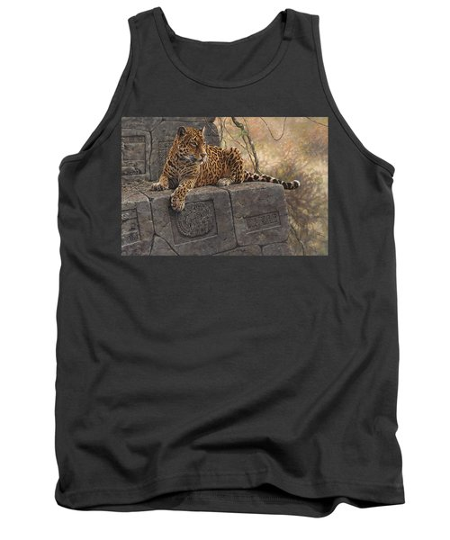 The Jaguar King Tank Top