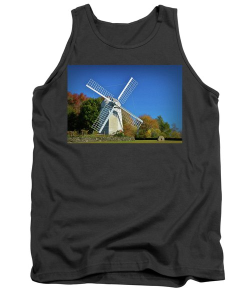 The Jamestown Windmill Tank Top