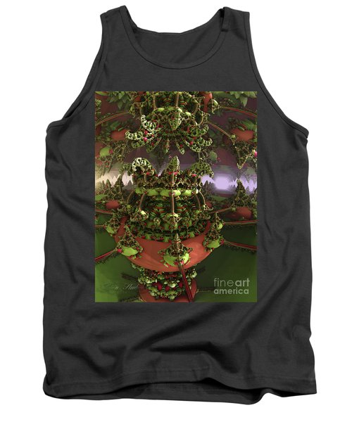 The Jokers Machine Tank Top by Melissa Messick
