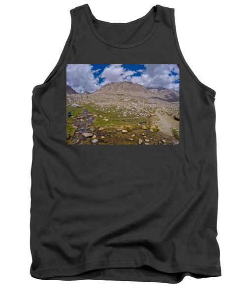 The Kings Canyon Tank Top