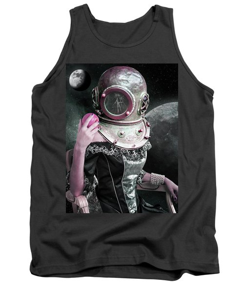 The Last Eve  Tank Top by Mihaela Pater