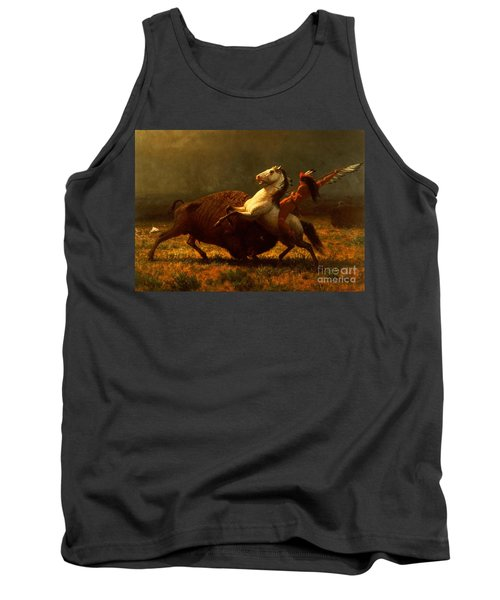 The Last Of The Buffalo Tank Top