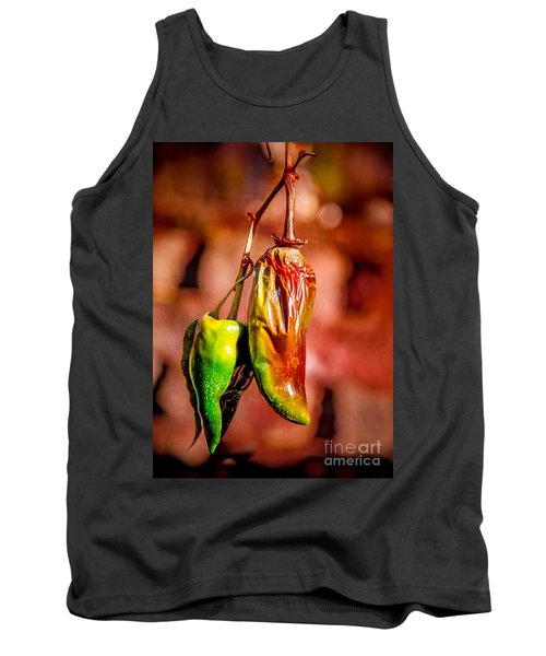 The Last Peppers Tank Top
