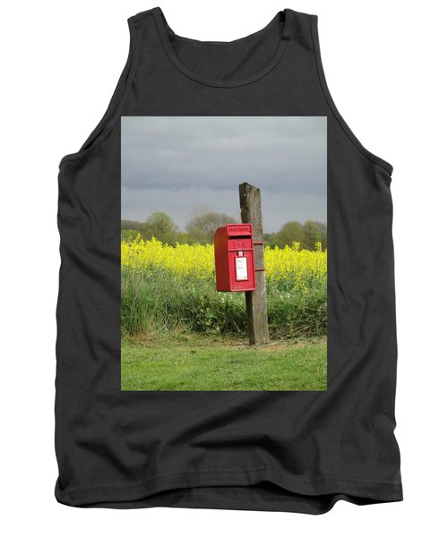 The Last Post Tank Top