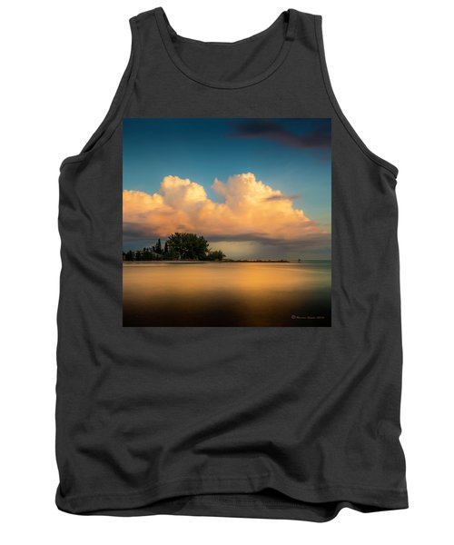 The Last Summer Storm Tank Top