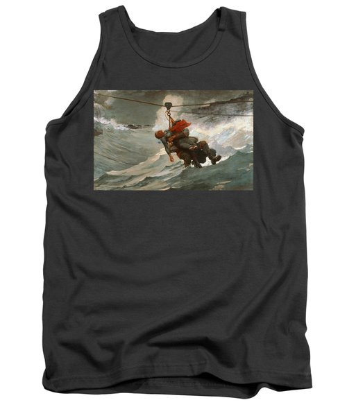 The Life Line Tank Top