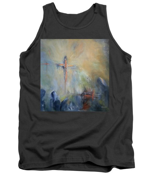 The Light Of Christ Tank Top