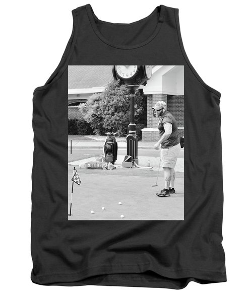 The Links To Freedom Tank Top