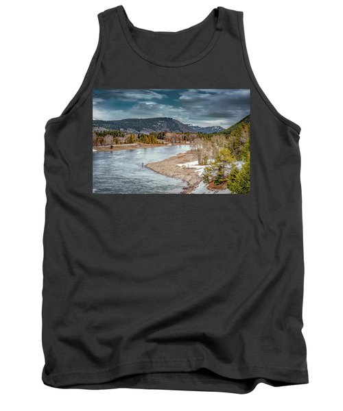 The Little Fisherman Tank Top