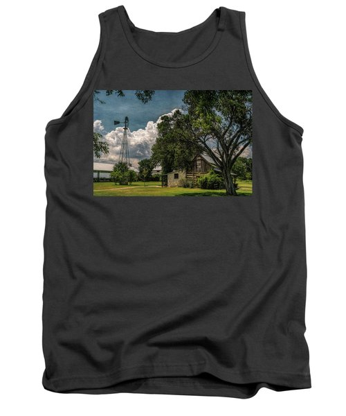 The Little Winery In Stonewall Tank Top