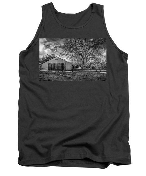 The Livery Stable And Oak Tank Top