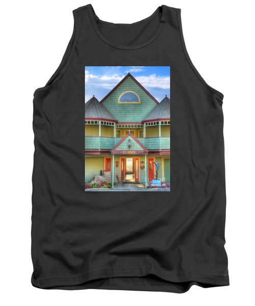 The Lobby Entrance Tank Top