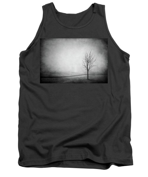 The Lonely Path Tank Top